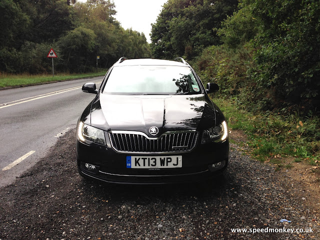 Skoda Superb Elegence Greenline III Estate