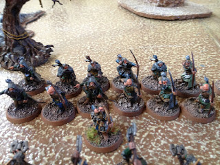 The Hobbit SBG - Dwarf Rangers