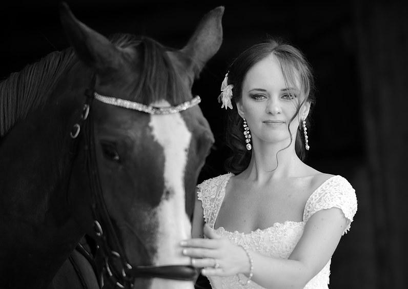 fotosesija su arkliais