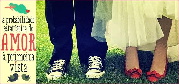 A Probabilidade Estatística do Amor À Primeira Vista - Banner