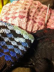 Half-done hats