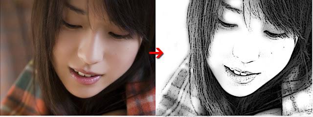 hasil Before dan After