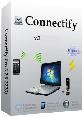 Wi-Fi Connectify 3.3.0.23104