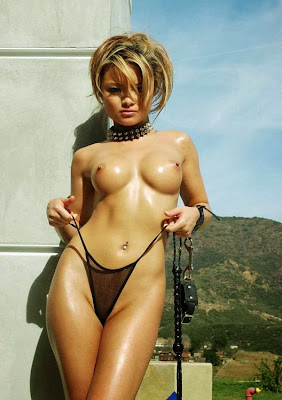 shiny nude porn photo from tila tequila
