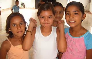 Children native to Honduras