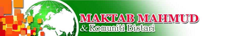 Maktab Mahmud dan Komuniti Bistari