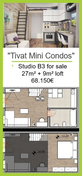 MINI CONDOS NOW FOR SALE, in Tivat - Montenegro