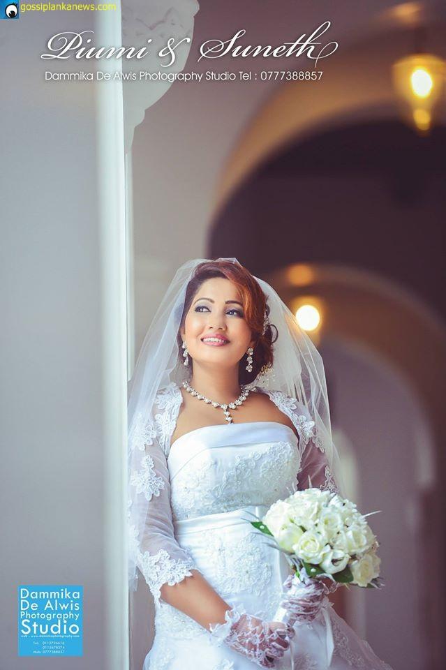 Actress piyumi wedding