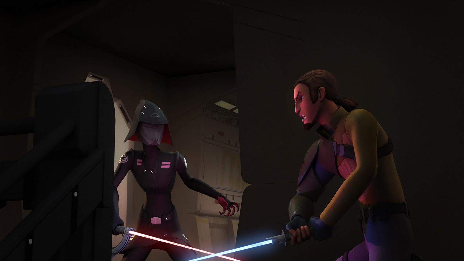 Star Wars Rebels - The...