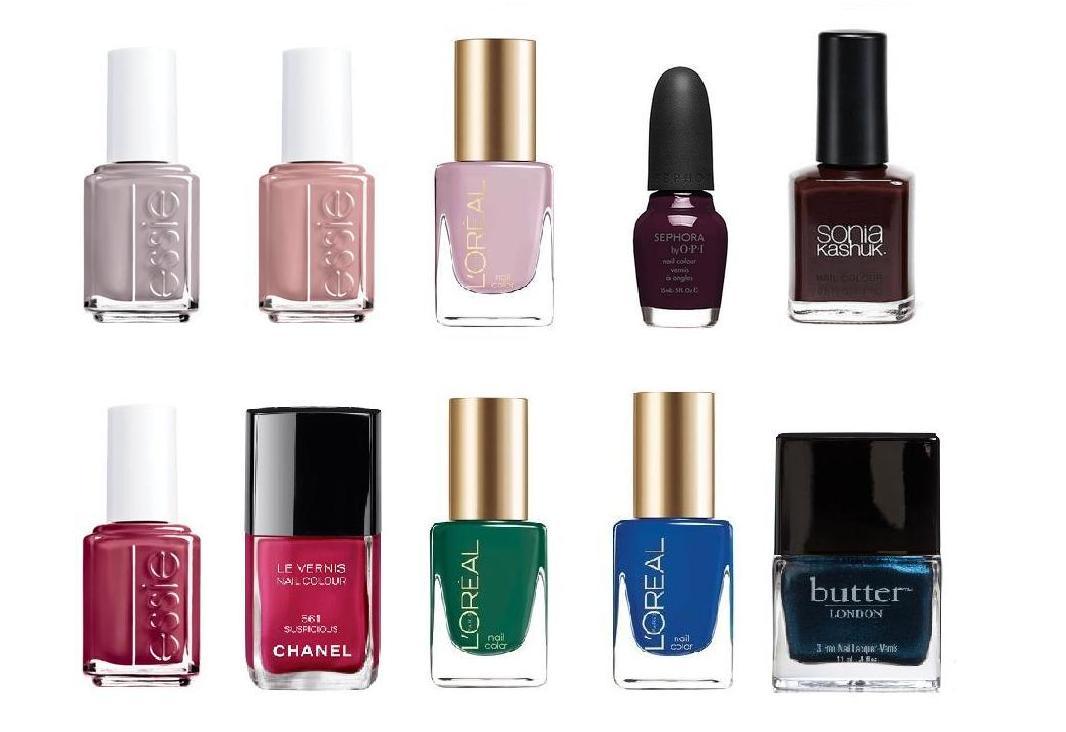 Nail Polish Colors – ledufa.com