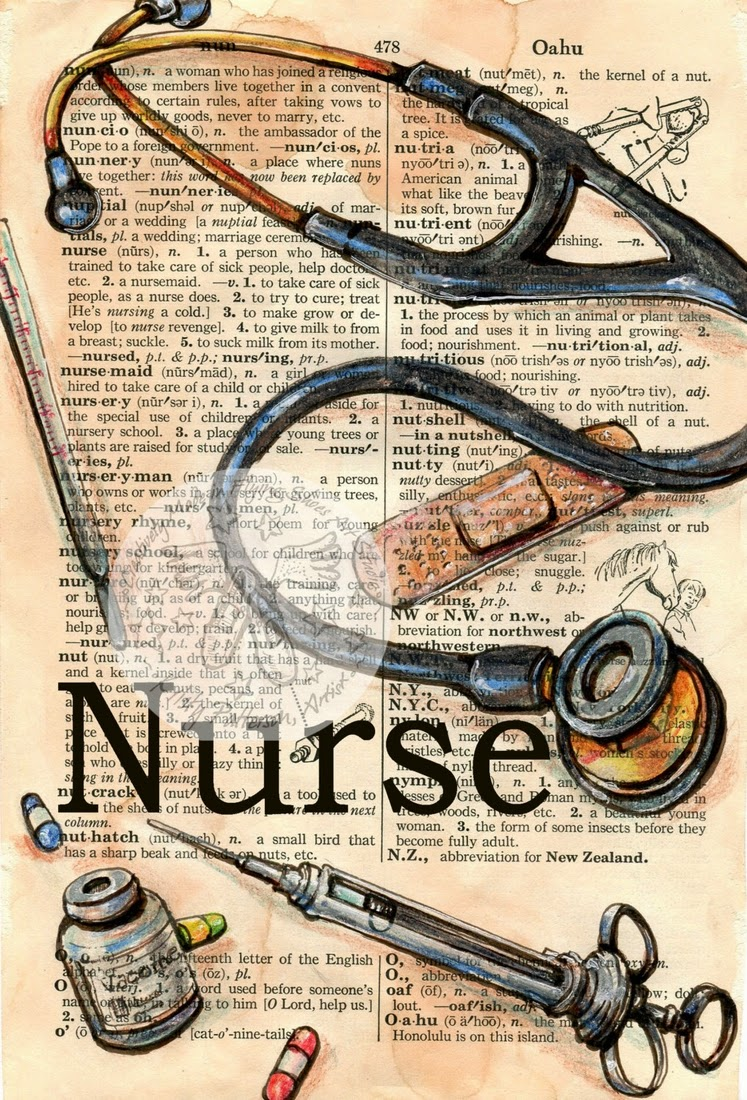 23-Nurse-Kristy-Patterson-Flying-Shoes-Art-Studio-Dictionary-Drawings-www-designstack-co