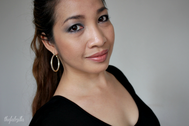 Tom Ford Titanium Smoke review, swatch, smokey eyes, smoky eyes, how to smokey eyes