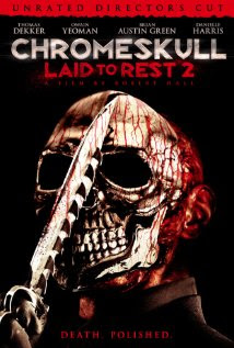 Movie Review ChromeSkull - Laid to Rest 2 (2011)  Subtitle Film