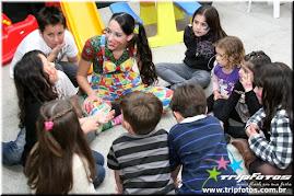 Brincadeiras! Oba! Atividades que permite a interação com todas as crianças...