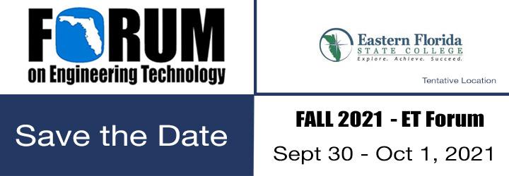 Fall 2021 ET Forum