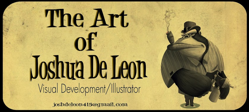 Joshua De Leon Art Portfolio