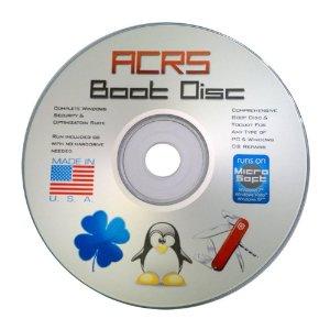 Bootable Disk Repair