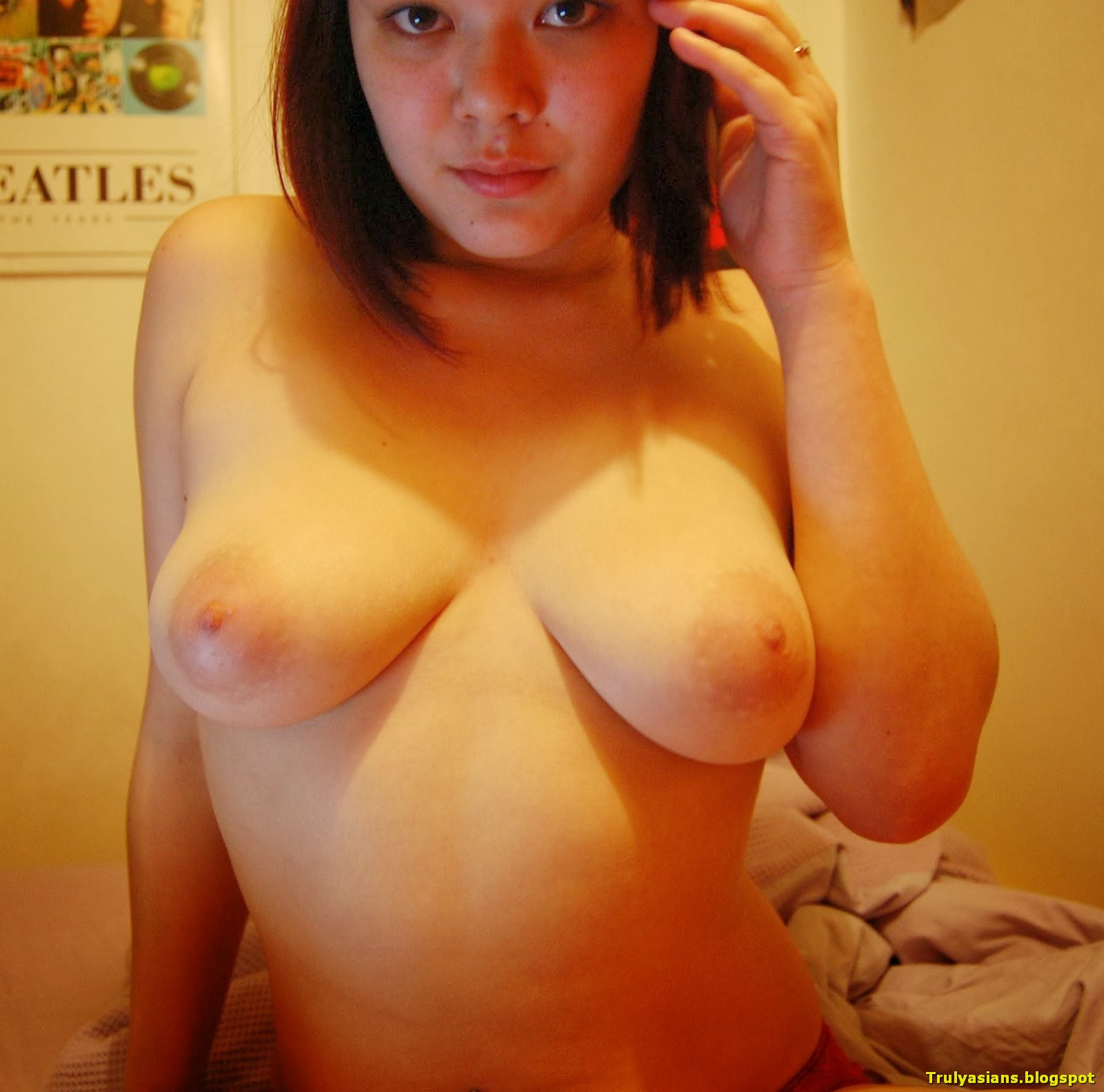 Teen chubby asian nude