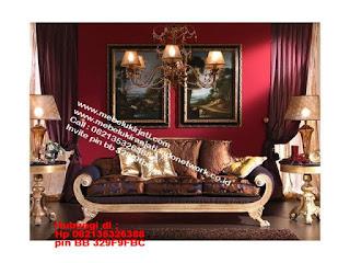 Toko mebel jati klasik jepara,sofa cat duco jepara furniture mebel duco jepara jual sofa set ruang tamu ukir sofa tamu klasik sofa tamu jati sofa tamu classic cat duco mebel jati duco jepara SFTM-44060