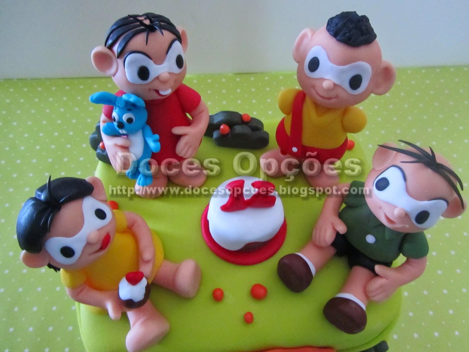 Turma da Mônica cake