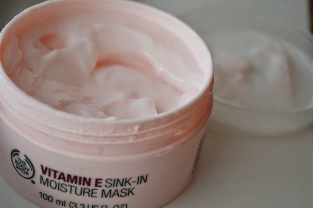 Sink in soft face mask
