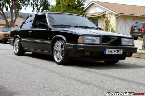 Daily Turismo: 5k: 1991 Volvo 780 Bertone Turbo; 5-spd Manual Swap