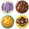 Animals Design Lollipop Choc