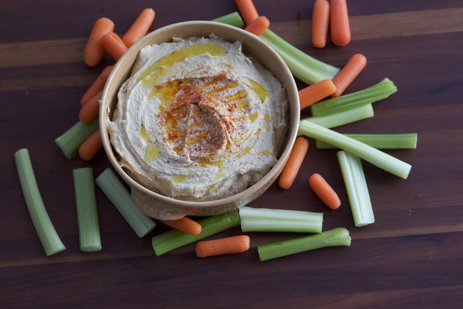 Ethereally Smooth Hummus