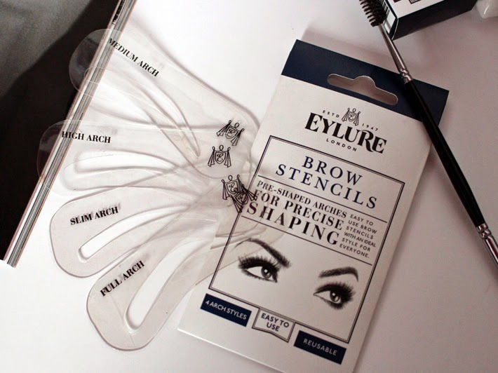 Eylure brow styling products