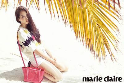 Victoria Song f(x) - Marie Claire Magazine June Issue 2015