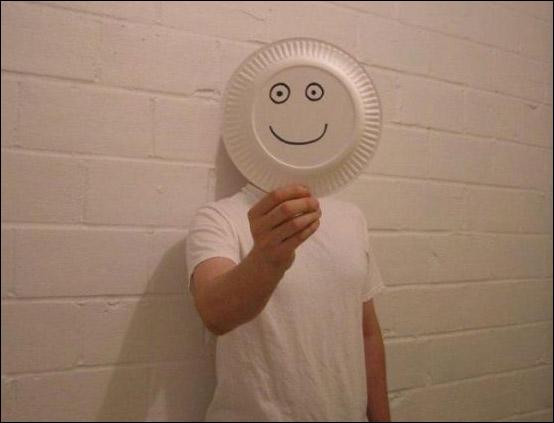 وجه سعيد