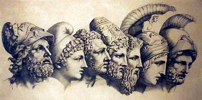 riligious expression in ancient greece Ancient greece was a highly patriarchal society that became  although they  could participate socially in religious ceremonies  this led to a centralized  pluralism where individualism was allowed to be expressed while still.