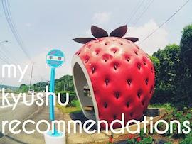 PERSONAL GUIDE TO KYUSHU