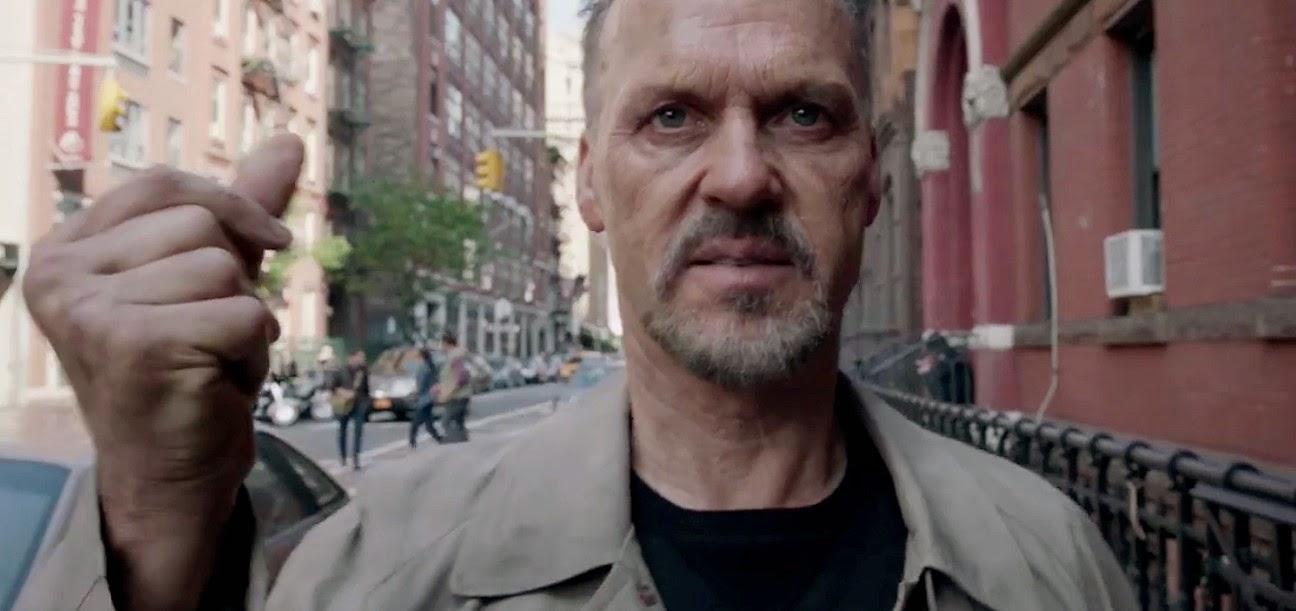 Michael Keaton, Edward Norton e Emma Stone no trailer estendido de Birdman, de González Iñárritu