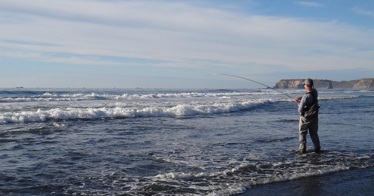 Brian marz 39 s fly fishing oregon blog surf fly fishing for for Surf fly fishing