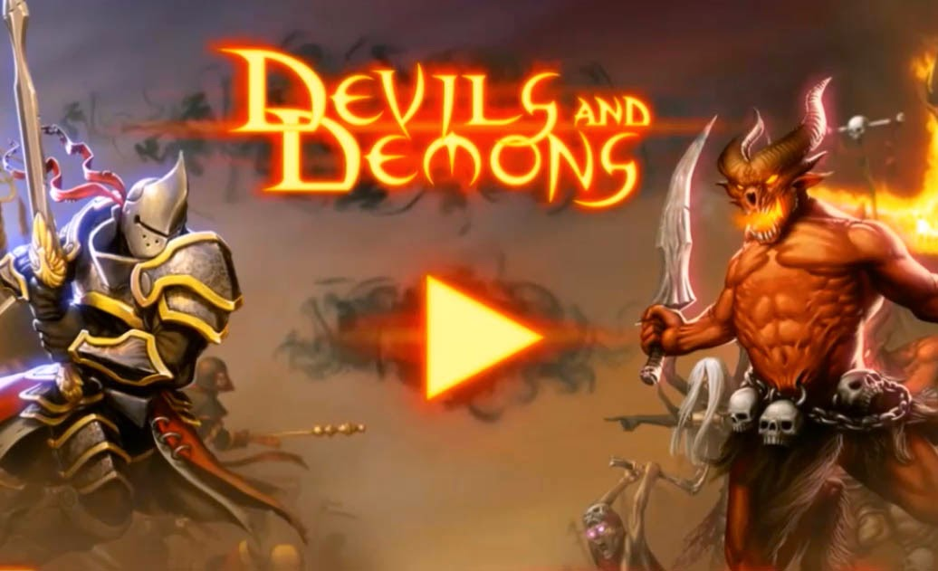 Devils and Demons Gameplay