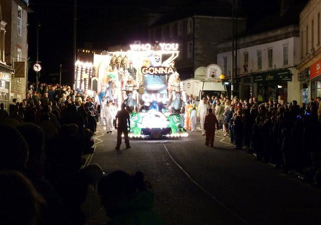 Warminster Carnival