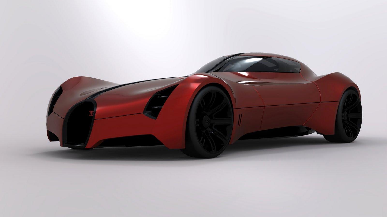 Bugatti aerolithe - photo#18