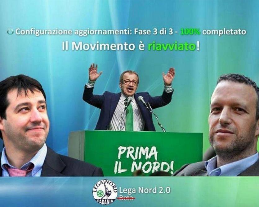 Lega Nord Lacchiarella