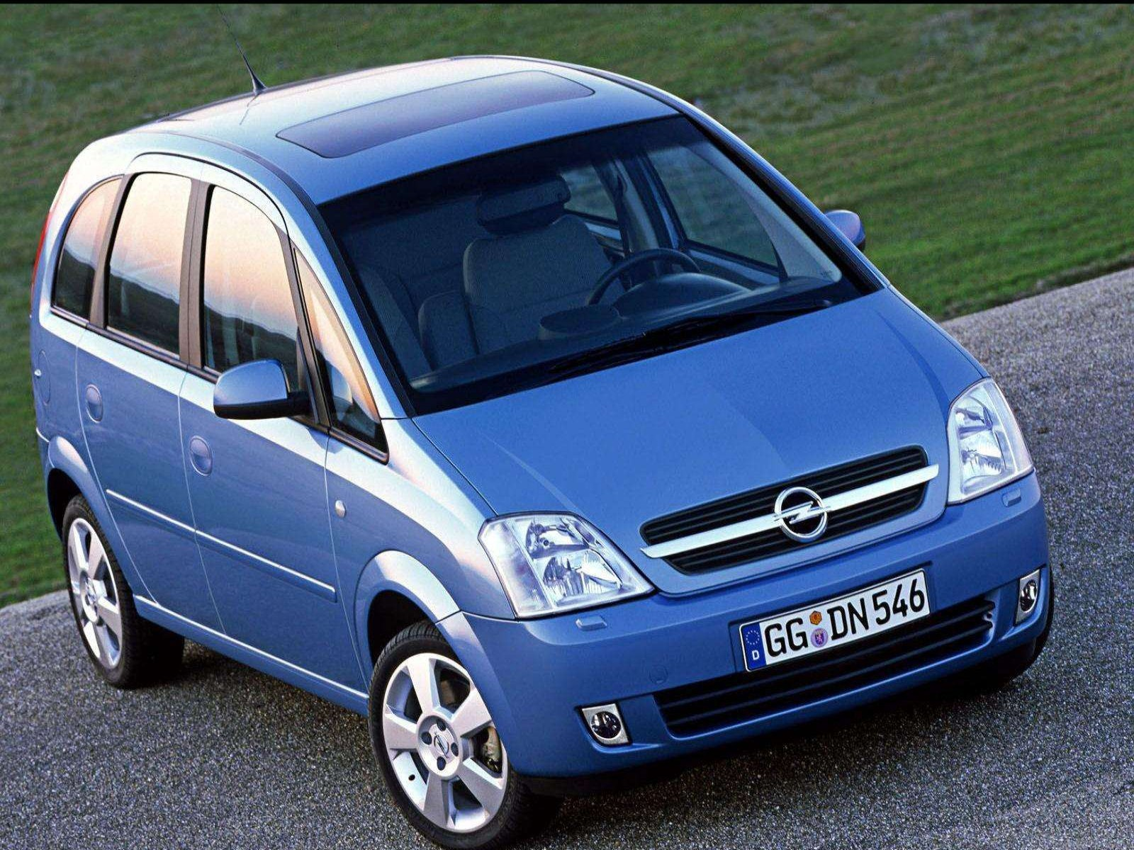car pictures opel meriva 2003. Black Bedroom Furniture Sets. Home Design Ideas