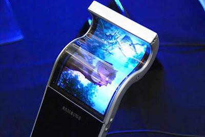 Samsung Layar Elastis