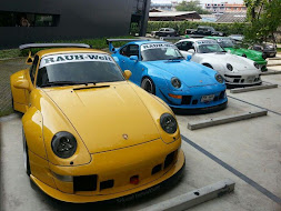 RWB/RAUH-Welt BEGRIFF is a Porsche tuner located in Japan.