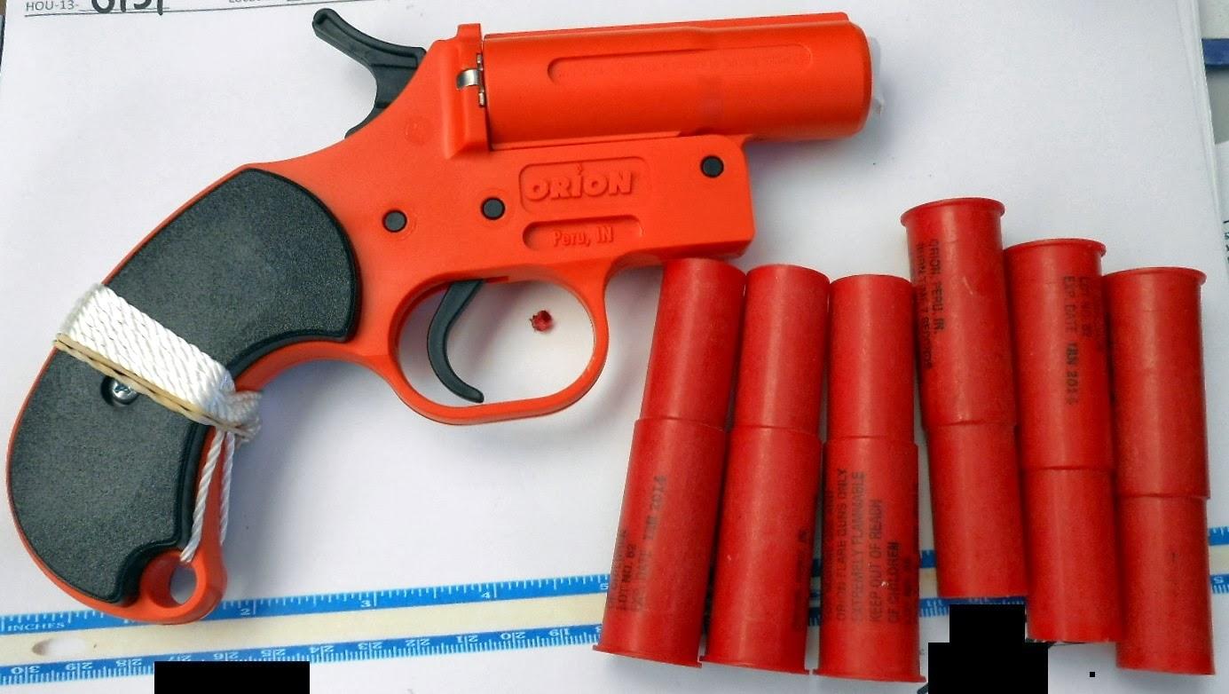 Flare Gun (HOU)