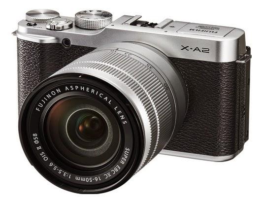 Fujifilm X-A2/XC