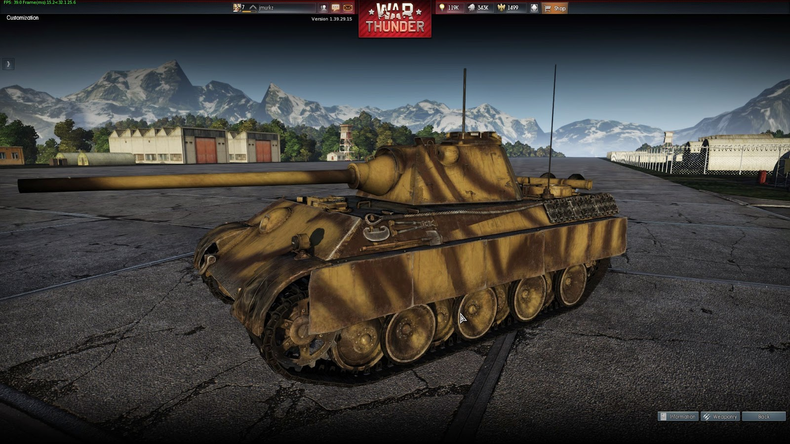 War Thunder CBT on Public Server Shot+2014.04.22+21.40.19