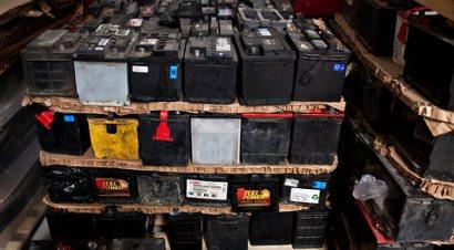 Autorización de gestión de vehículos al final de su vida útil - Baterías