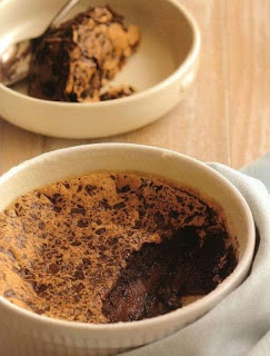 Receta Souffle de Chocolate
