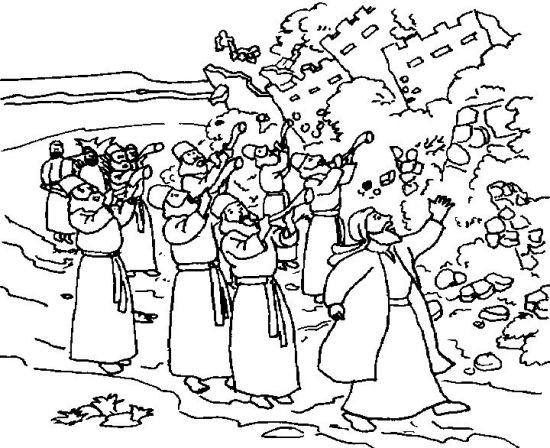 ... de jericó, dibujos del antiguo testamento, antiguo testamento para