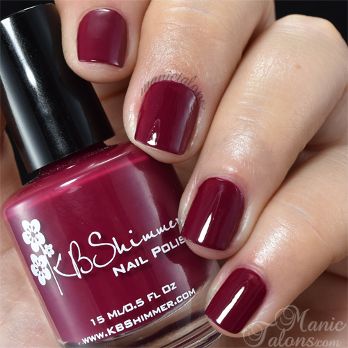 KBShimmer Such a Vlad-Ass Swatch
