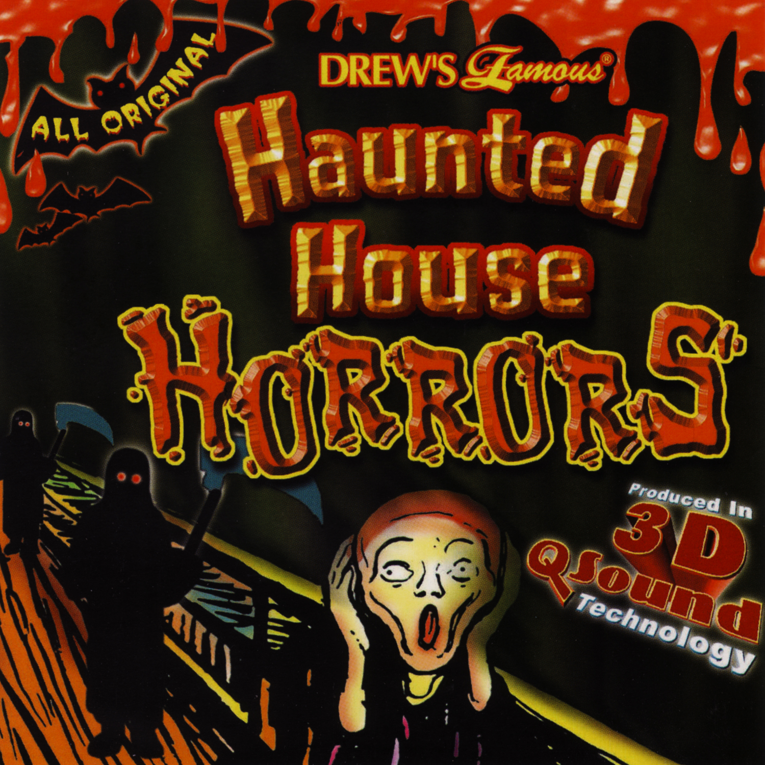 Scary sounds of halloween blog drew 39 s famous haunted for Famous house music